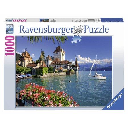 Ravensburger Aan het meer van Thun, Bern (1000)