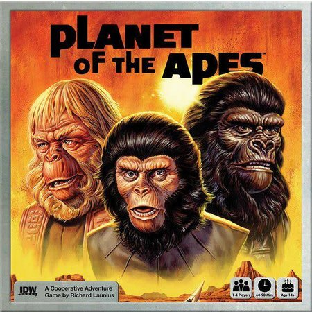 IDW Publishing Planet of the Apes