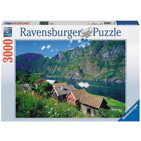Ravensburger Sognefjord, Noorwegen (3000)