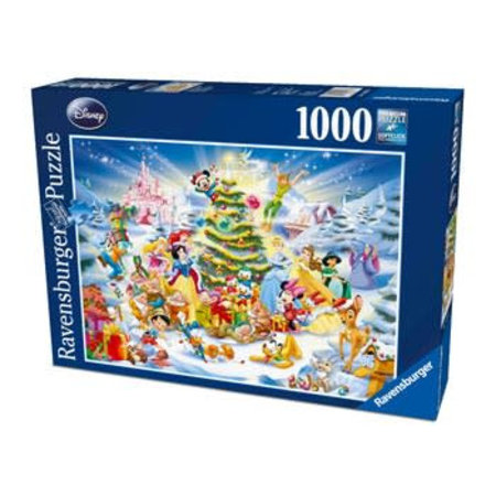 Ravensburger Kerstmis met Disney (1000)