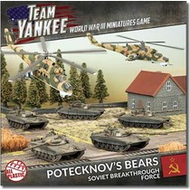 Team Yankee: Potecknov's Bears army deal (2nd)