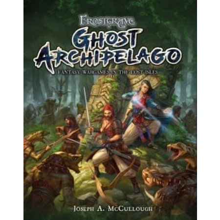 North Star Games Frostgrave: Ghost Archipelago