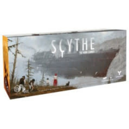 Stonemaier Games Scythe The Wind Gambit