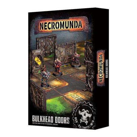 Games Workshop Necromunda: Bulkhead Doors