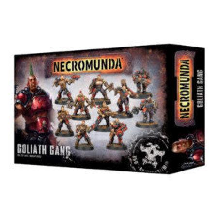 Games Workshop Necromunda: Goliath Gang