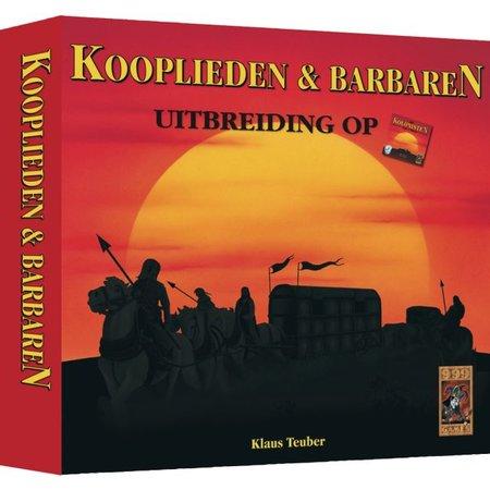 999-Games Kolonisten van Catan 5e Editie: Kooplieden en Barbaren