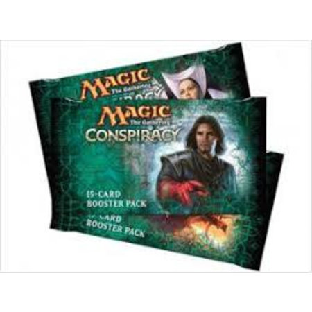 Wizards of the Coast Magic Conspiracy Booster