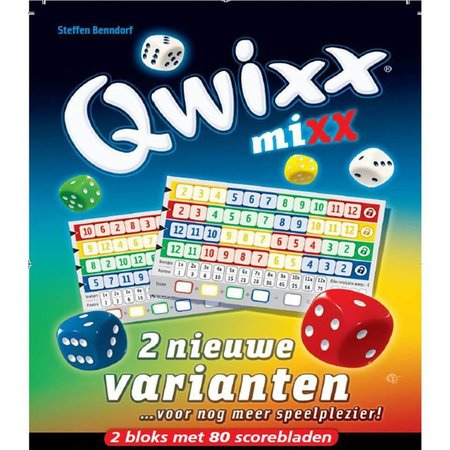 White Goblin Games Qwixx: Mixx
