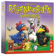Regenwormen: Uitbreiding