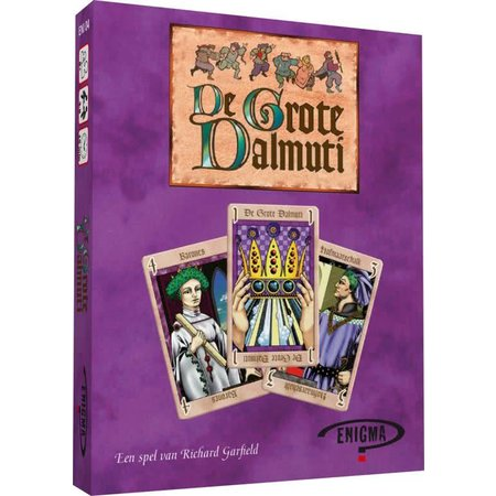 PS Games De Grote Dalmuti