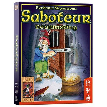 999-Games Saboteur: de Uitbreiding