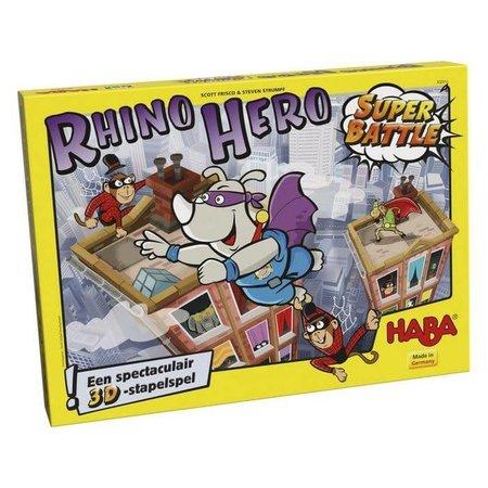 Haba Haba:  Rhino Hero