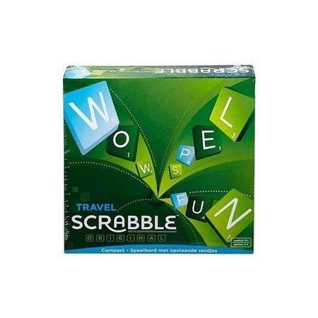 Mattel Scrabble Reiseditie (2016 refresh) UC