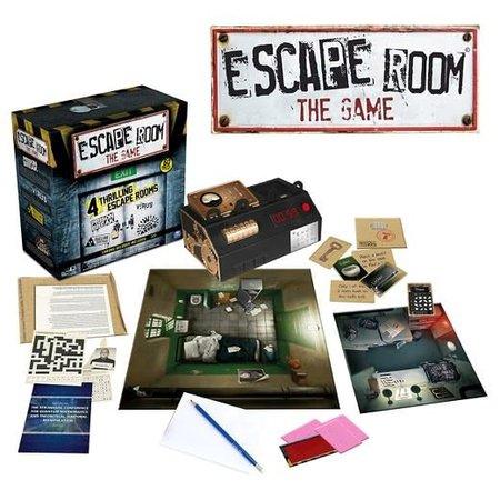 Identity Games Escape Room The Game