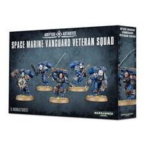 Warhammer 40,000 Imperium Adeptus Astartes Space Marines: Vanguard Veteran Squad