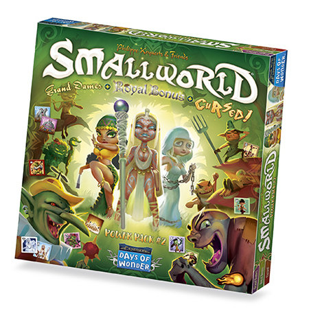 Days of Wonder Small World Power Pack 2