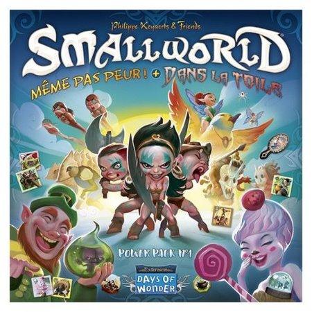 Days of Wonder Small World Power Pack 1