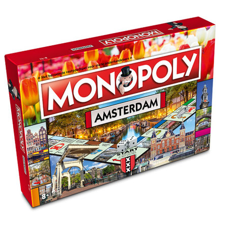 Identity Games Monopoly Amsterdam