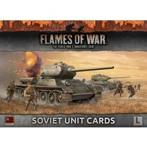 Armies of Late War: Soviet Unit Cards