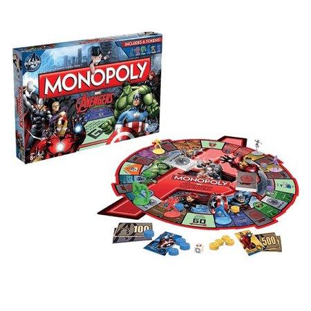 Hasbro Monopoly: Avengers