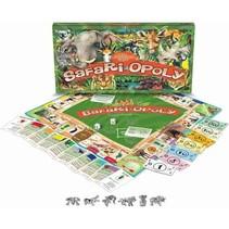 Safari-opoly (monopoly)