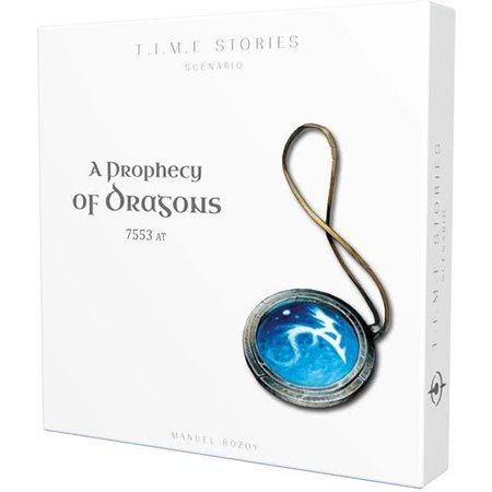 Space Cowboys T.I.M.E. Stories: A Prophecy of Dragons - Uitbreiding
