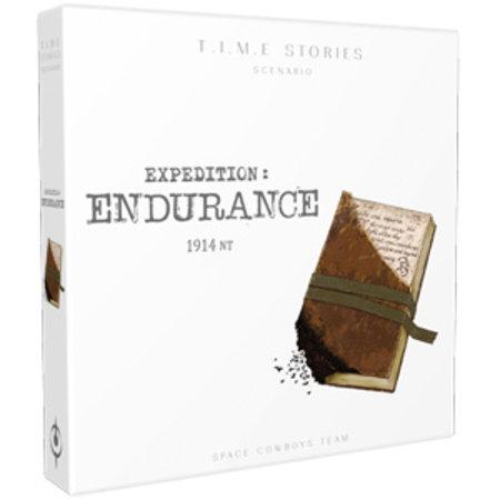 Space Cowboys T.I.M.E. Stories: Expedition Endurance - Uitbreiding