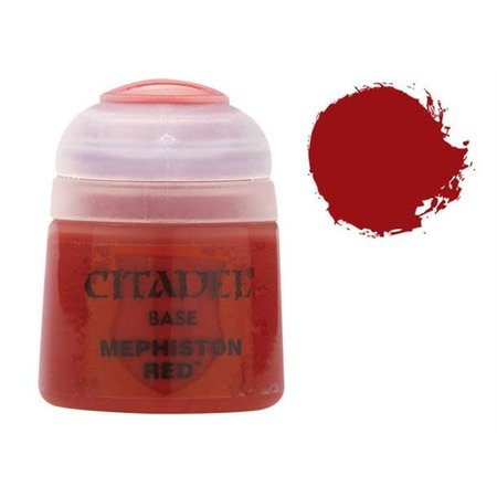Citadel Miniatures Mephiston Red (Base)