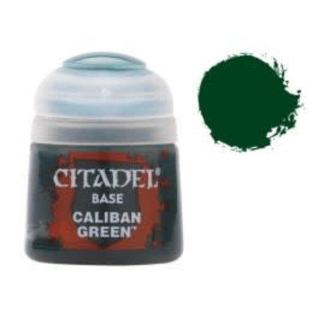 Citadel Miniatures Citadel Paints: Caliban Green (Dark angels green)