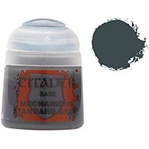 Citadel Paints: Mechanicus Standard Grey (Adeptus Battlegrey)