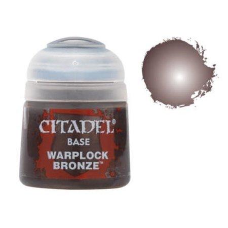 Citadel Miniatures Warplock Bronze (Base)