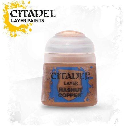 Citadel Miniatures Citadel Paints: Hashut Copper (Dwarf Bronze)