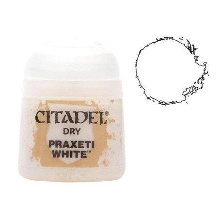 Citadel Miniatures Praxeti White (Dry)