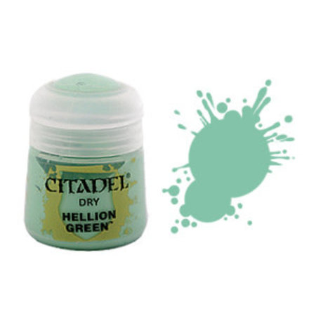 Citadel Miniatures Hellion Green (Dry)