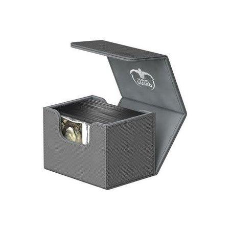 Ultimate Guard Ultimate Guard Sidewinder Deck Case Xenoskin 100+ Grey