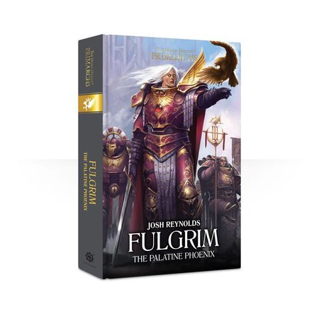 Black Library The Primarchs VI: Fulgrim, the Palatine Phoenix