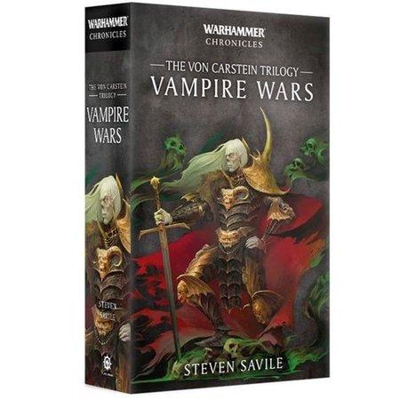 Black Library Warhammer Chronicles: Vampire Wars Omnibus