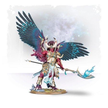 Games Workshop Warhammer 40,000 Chaos Heretic Astartes Thousand Sons: Magnus the Red