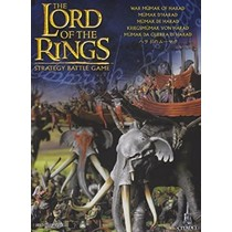 Lotr. War Mumakil of Harad, Lotr