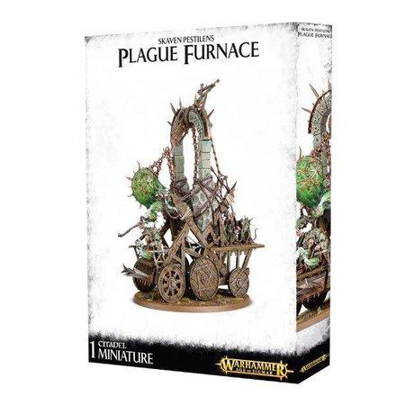 Games Workshop Age of Sigmar Skaven Clan Pestilens/Masterclan: Plague Furnace/Screaming Bell