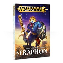 Age of Sigmar 2nd Edition Rulebook Order Battletome: Seraphon (HC)
