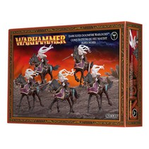 Daughters of Khaine/Shadowblades: Dark Riders/Doomfire Warlocks