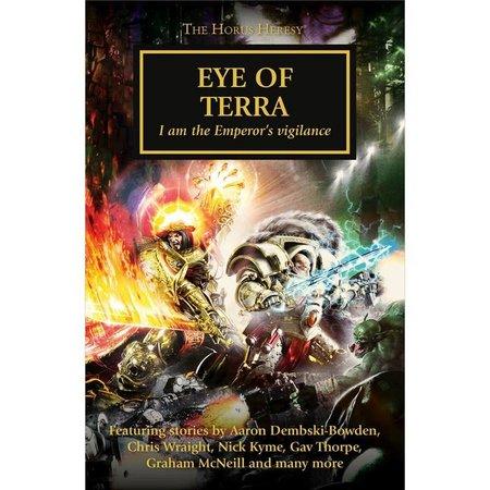 Black Library The Horus Heresy - Eye Of Terra (HB)