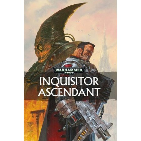 Black Library Warhammer 40.000 Comic: Inquisitor Ascendant