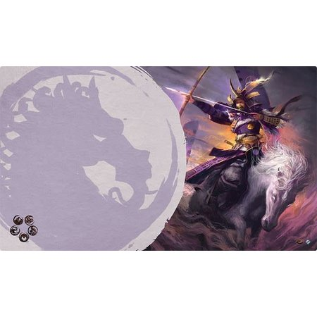 Fantasy Flight Playmat L5R: Mistress of the Five Winds