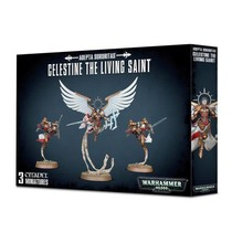 Warhammer 40,000 Imperium Adepta Sororitas: Celestine the Living Saint