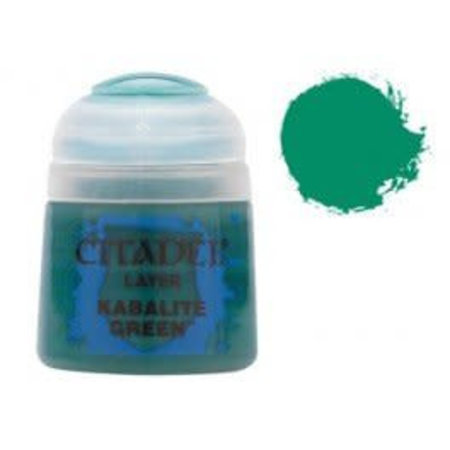 Citadel Miniatures Kabalite Green (Layer)