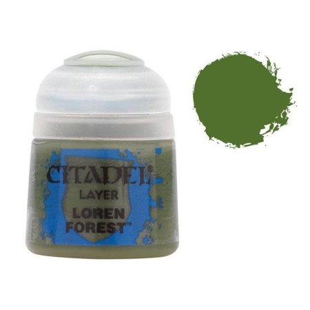 Citadel Miniatures Loren Forest (Layer)