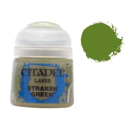 Citadel Miniatures Straken Green (Layer)