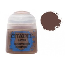 Gorthor Brown (Calthan brown)